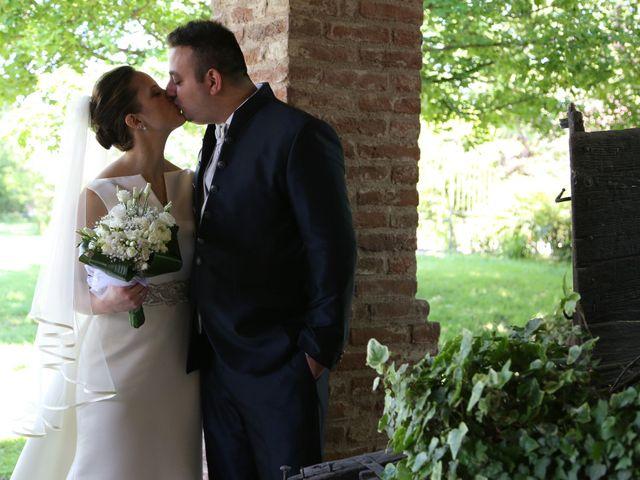 Il matrimonio di Dario e Francesca a Assago, Milano 59