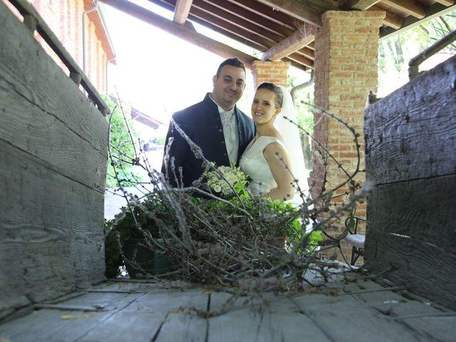 Il matrimonio di Dario e Francesca a Assago, Milano 62