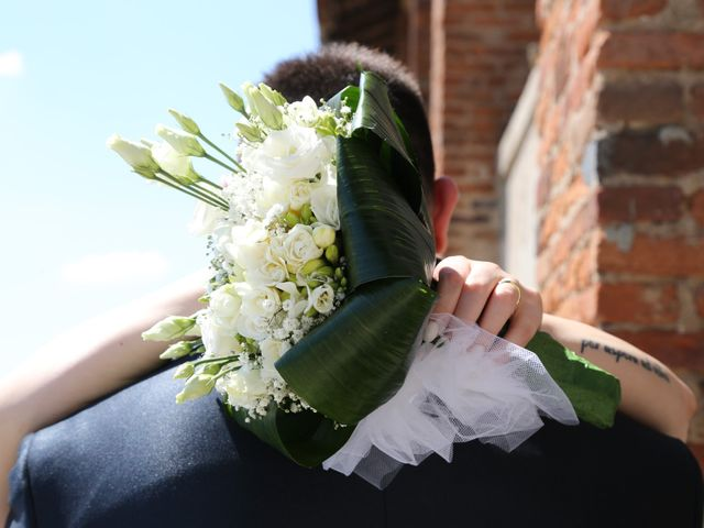Il matrimonio di Dario e Francesca a Assago, Milano 64