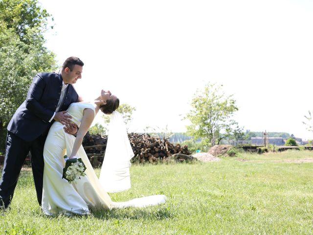 Il matrimonio di Dario e Francesca a Assago, Milano 2