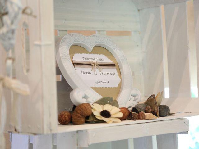 Il matrimonio di Dario e Francesca a Assago, Milano 73