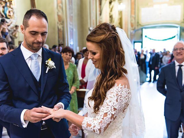 Il matrimonio di Simone e Federica a Castellaro, Imperia 22