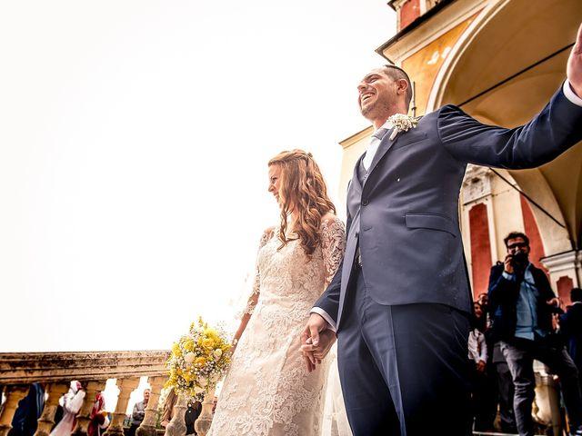 Il matrimonio di Simone e Federica a Castellaro, Imperia 29