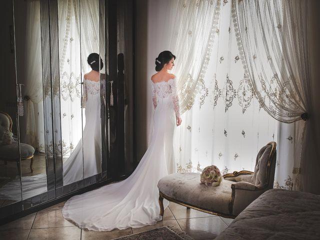 Il matrimonio di Diego e Carmelina a Palma di Montechiaro, Agrigento 6