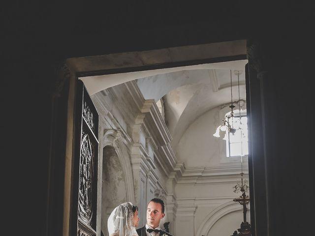 Il matrimonio di Diego e Carmelina a Palma di Montechiaro, Agrigento 12