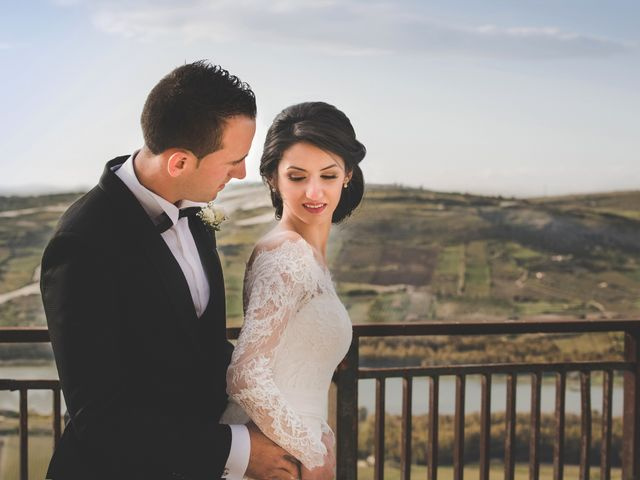 Il matrimonio di Diego e Carmelina a Palma di Montechiaro, Agrigento 1