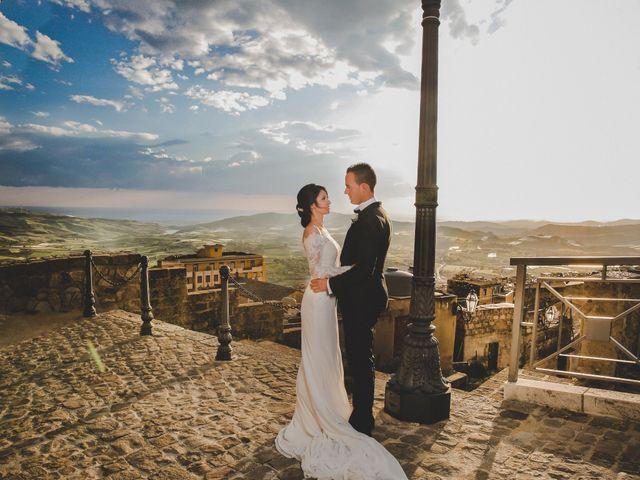 Il matrimonio di Diego e Carmelina a Palma di Montechiaro, Agrigento 14