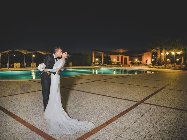 Il matrimonio di Diego e Carmelina a Palma di Montechiaro, Agrigento 15