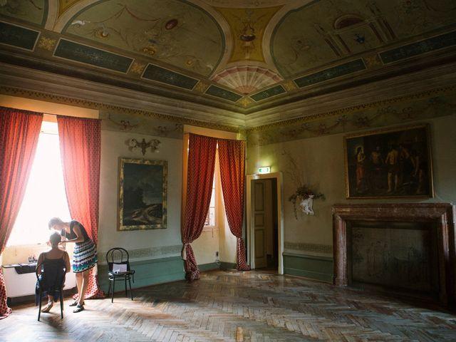 Il matrimonio di Riccardo e Sonia a Gazzola, Piacenza 2