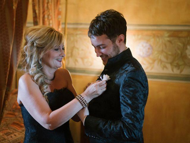 Il matrimonio di Riccardo e Sonia a Gazzola, Piacenza 19