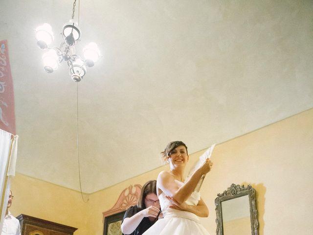 Il matrimonio di Riccardo e Sonia a Gazzola, Piacenza 33