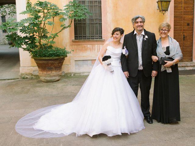 Il matrimonio di Riccardo e Sonia a Gazzola, Piacenza 39