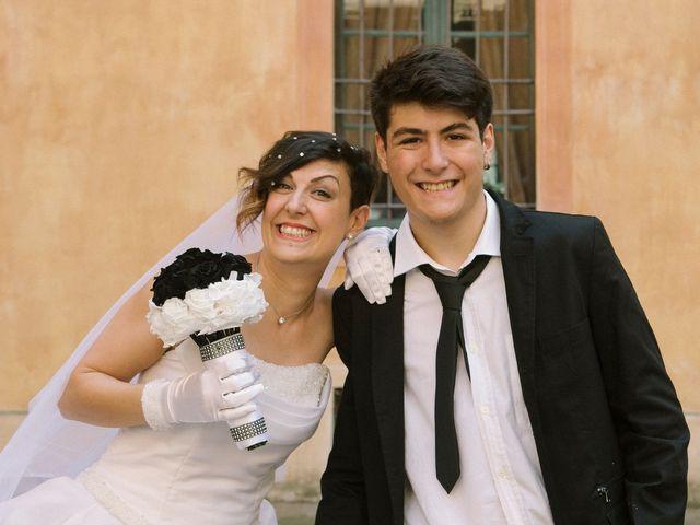 Il matrimonio di Riccardo e Sonia a Gazzola, Piacenza 41
