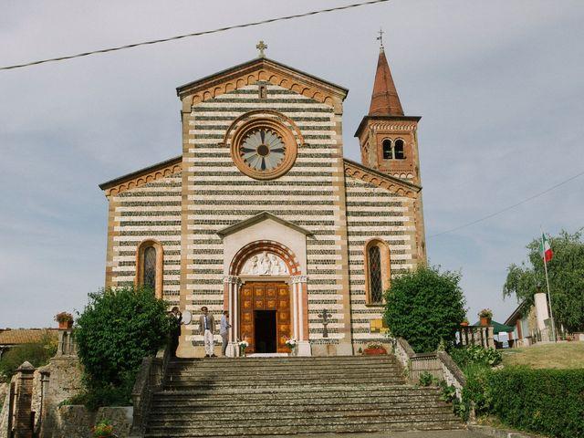 Il matrimonio di Riccardo e Sonia a Gazzola, Piacenza 42