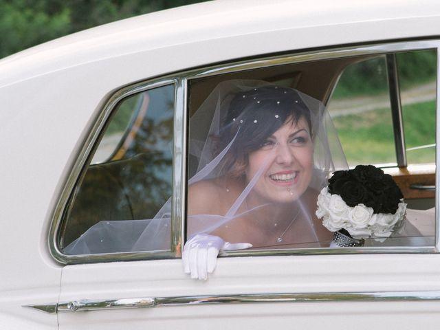 Il matrimonio di Riccardo e Sonia a Gazzola, Piacenza 45