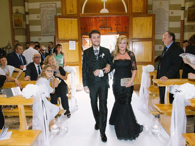 Il matrimonio di Riccardo e Sonia a Gazzola, Piacenza 49