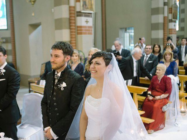 Il matrimonio di Riccardo e Sonia a Gazzola, Piacenza 52