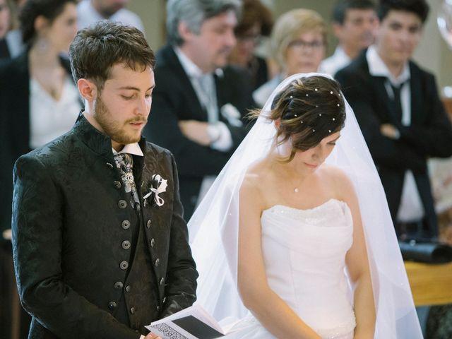 Il matrimonio di Riccardo e Sonia a Gazzola, Piacenza 56