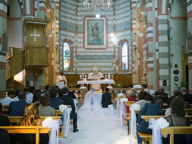 Il matrimonio di Riccardo e Sonia a Gazzola, Piacenza 58