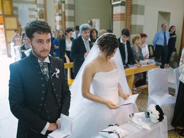 Il matrimonio di Riccardo e Sonia a Gazzola, Piacenza 59
