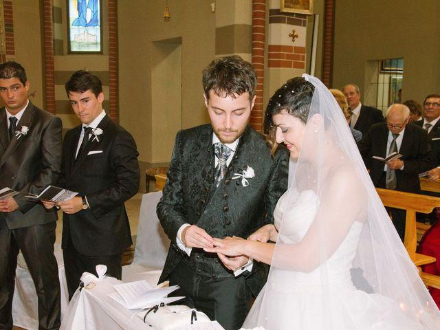 Il matrimonio di Riccardo e Sonia a Gazzola, Piacenza 62