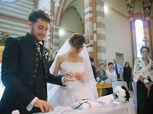 Il matrimonio di Riccardo e Sonia a Gazzola, Piacenza 66