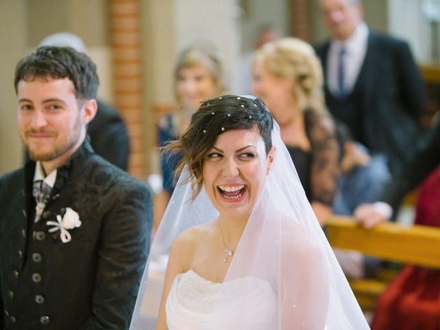 Il matrimonio di Riccardo e Sonia a Gazzola, Piacenza 69
