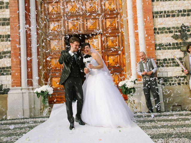 Il matrimonio di Riccardo e Sonia a Gazzola, Piacenza 75