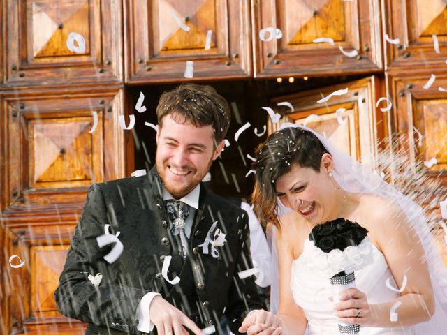 Il matrimonio di Riccardo e Sonia a Gazzola, Piacenza 76