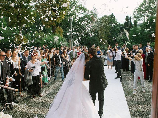 Il matrimonio di Riccardo e Sonia a Gazzola, Piacenza 77