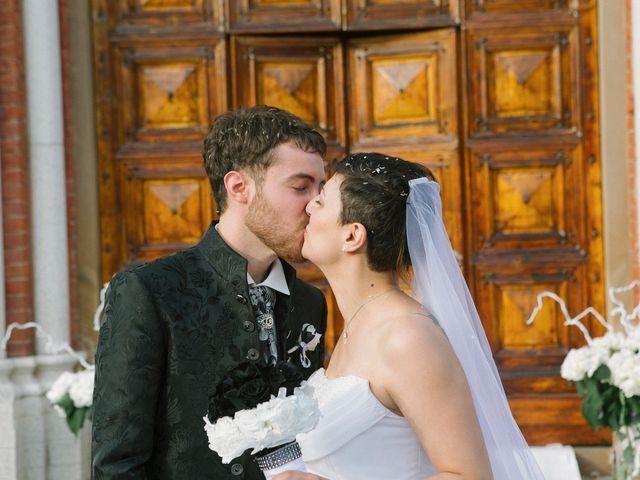 Il matrimonio di Riccardo e Sonia a Gazzola, Piacenza 78