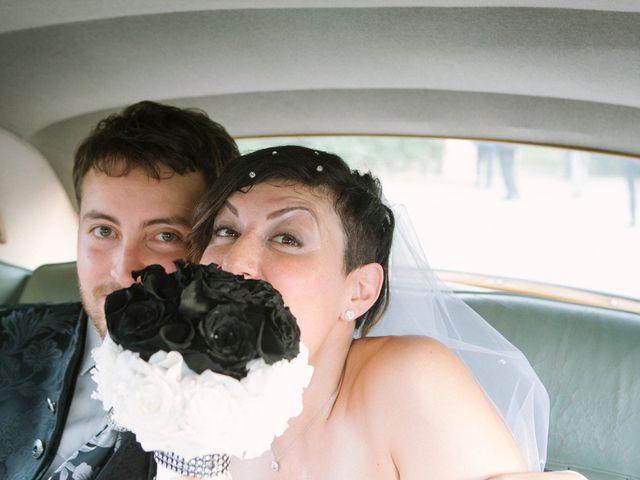 Il matrimonio di Riccardo e Sonia a Gazzola, Piacenza 80
