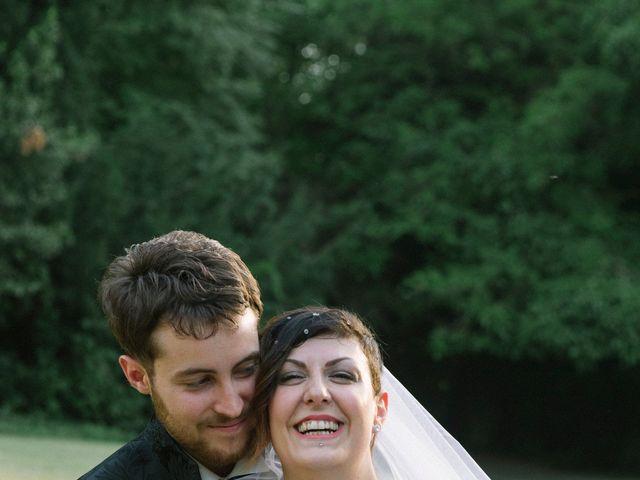 Il matrimonio di Riccardo e Sonia a Gazzola, Piacenza 81