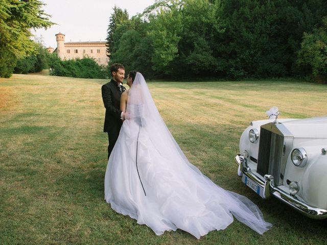 Il matrimonio di Riccardo e Sonia a Gazzola, Piacenza 83