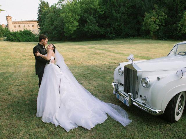 Il matrimonio di Riccardo e Sonia a Gazzola, Piacenza 84
