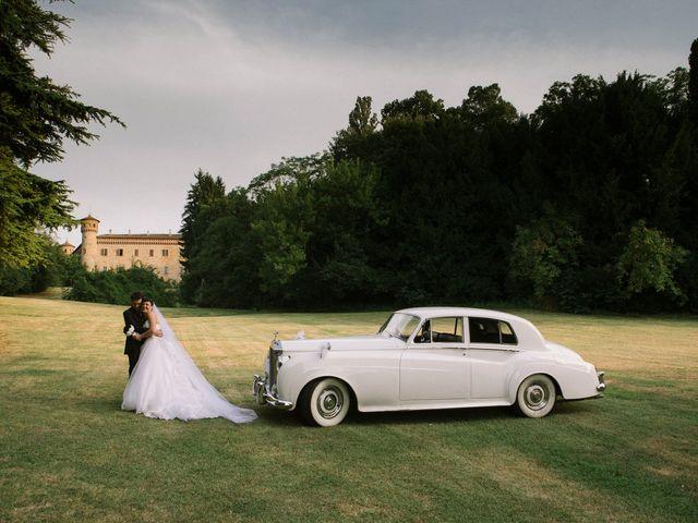Il matrimonio di Riccardo e Sonia a Gazzola, Piacenza 85