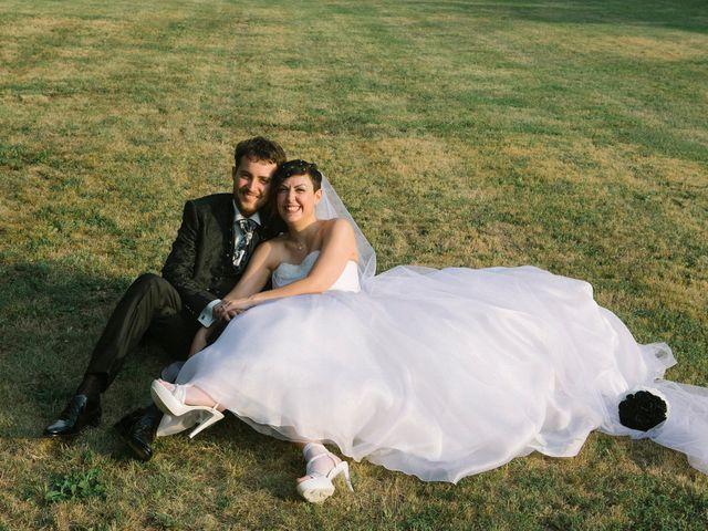 Il matrimonio di Riccardo e Sonia a Gazzola, Piacenza 86