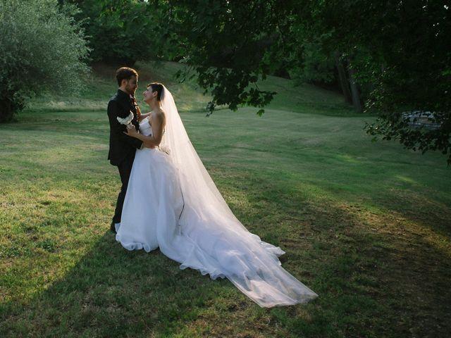 Il matrimonio di Riccardo e Sonia a Gazzola, Piacenza 91