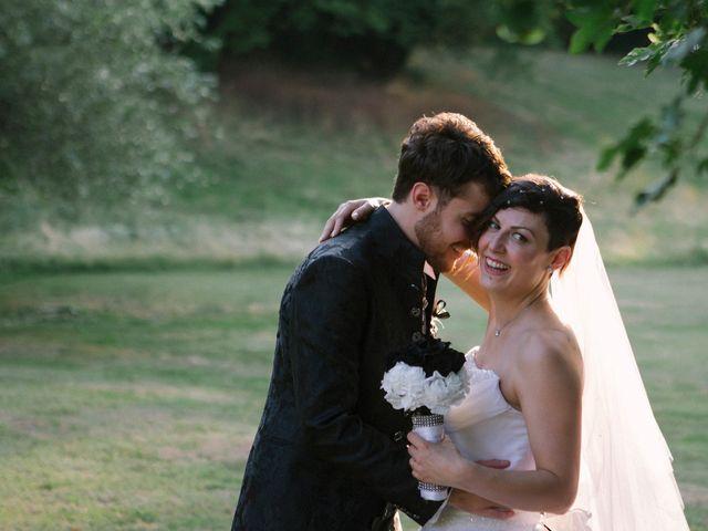Il matrimonio di Riccardo e Sonia a Gazzola, Piacenza 92