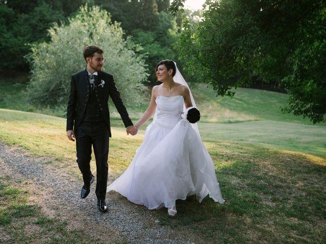 Il matrimonio di Riccardo e Sonia a Gazzola, Piacenza 93