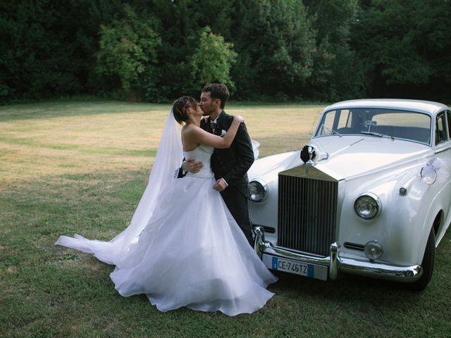 Il matrimonio di Riccardo e Sonia a Gazzola, Piacenza 94
