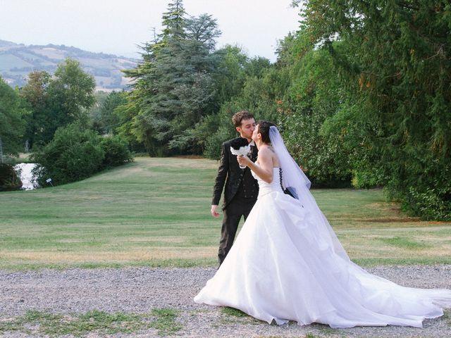 Il matrimonio di Riccardo e Sonia a Gazzola, Piacenza 96