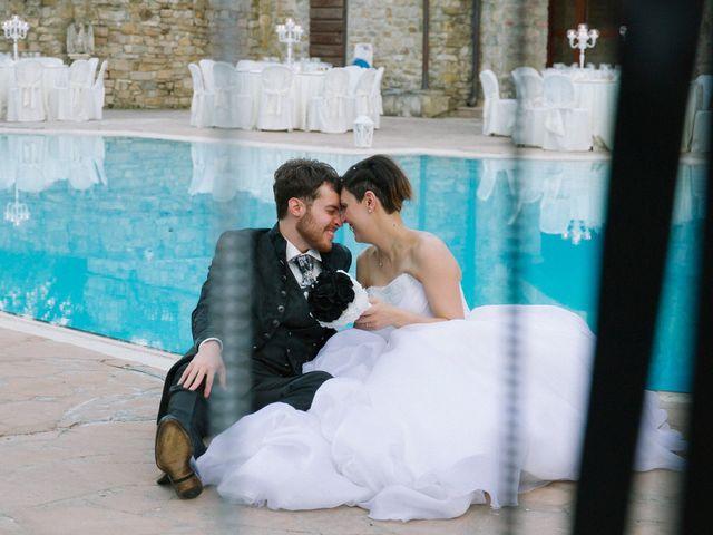 Il matrimonio di Riccardo e Sonia a Gazzola, Piacenza 98