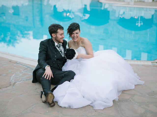 Il matrimonio di Riccardo e Sonia a Gazzola, Piacenza 99