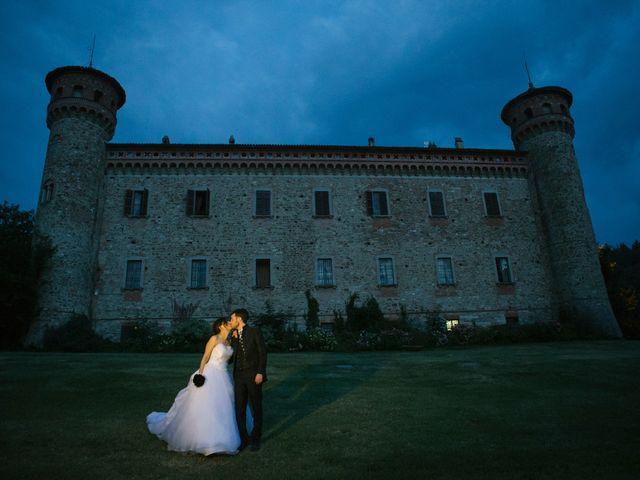 Il matrimonio di Riccardo e Sonia a Gazzola, Piacenza 101