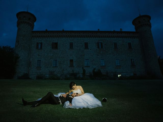 Il matrimonio di Riccardo e Sonia a Gazzola, Piacenza 103