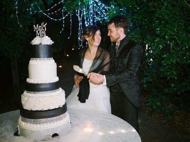 Il matrimonio di Riccardo e Sonia a Gazzola, Piacenza 116