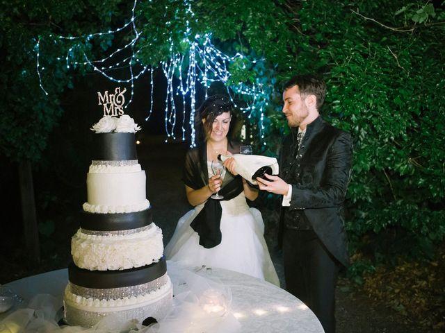 Il matrimonio di Riccardo e Sonia a Gazzola, Piacenza 117