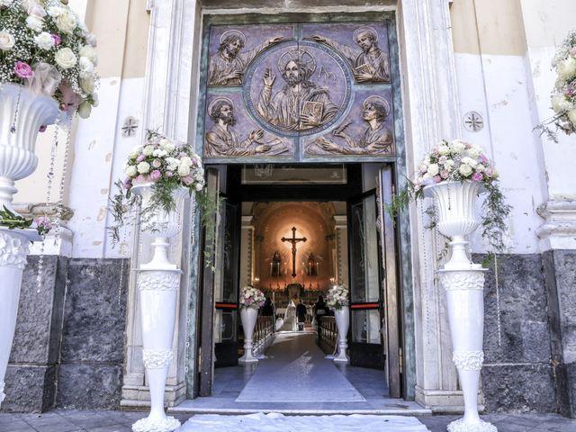 Il matrimonio di Gennaro e Sara a Boscotrecase, Napoli 2