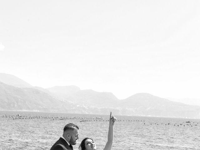 Il matrimonio di Gennaro e Sara a Boscotrecase, Napoli 11
